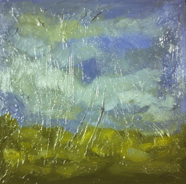 """""""Untitled Landscape #10"""" Artwork contemporary-originals-and-limited-editions"""