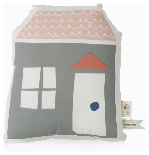 The Village Cushion 3 modern kids decor