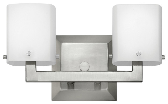 Element Double Wall Sconce contemporary-wall-lighting