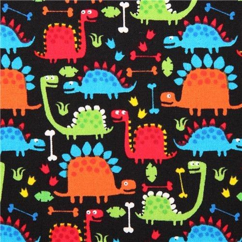 Dinosaur fabric timeless treasures images for Dinosaur fabric