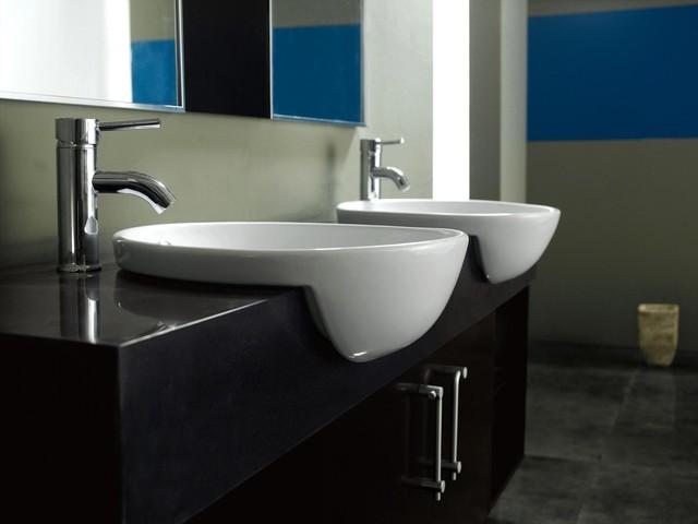 """67"""" Elios Double Sink Vanity (147-518-DA-5731) modern-bathroom-vanities-and-sink-consoles"""