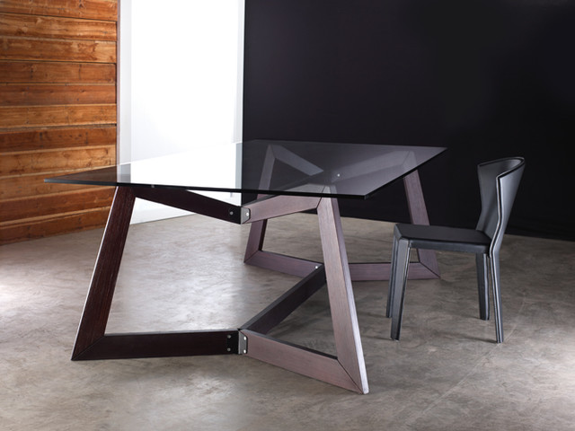 Argyll Dining Table Base Modern Table Tops And Bases Los Angeles By Viesso