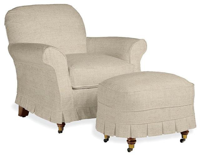 Savannah Armchair traditional-accent-chairs