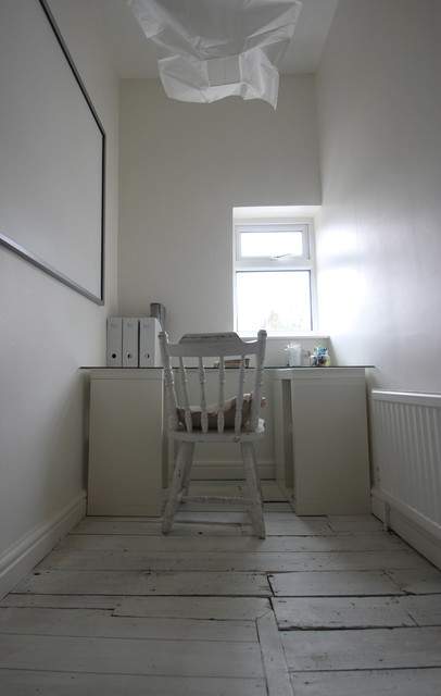 Small Study - Northenden eclectic-home-office