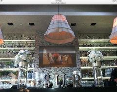 Interlocking Mosaic Tiles Crystal Glass Tile Diamond Tile Mirror Walls - Modern - Mosaic Tile ...