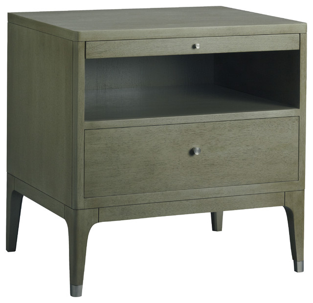 Modern Bedside Table : Modern Moment Bedside Table contemporary-nightstands-and-bedside ...