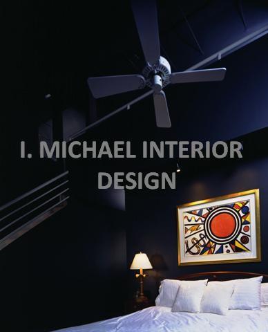 I. Michael Interior Design contemporary-bedroom
