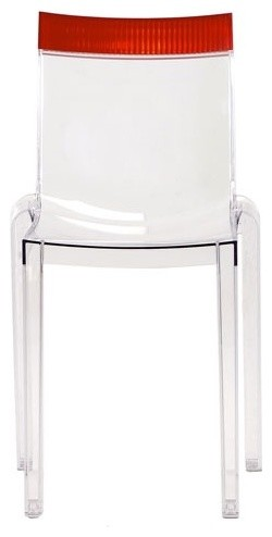 Hi Cut Dining Chair (Set of 2) modern-dining-chairs
