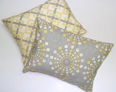 Pillows modern-pillows