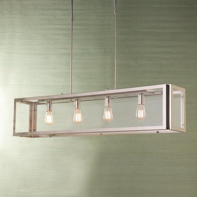 Industrial Modern Island Chandelier chandeliers