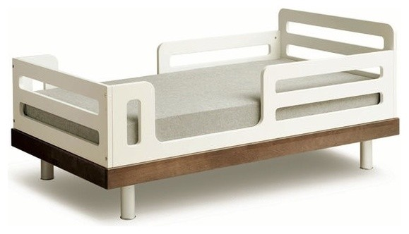 Oeuf Classic Birch Toddler Bed Products on Houzz