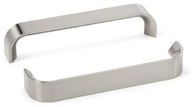 Corail poign e poign e pour meuble de cuisine en acier - Poignee pour meuble cuisine ...