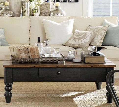 Keaton Coffee Table traditional-coffee-tables