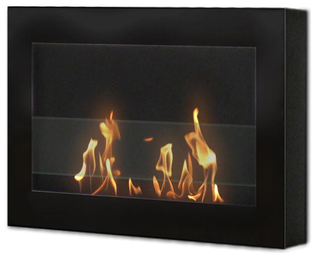 Soho 90200 Wall Mounted Bio Ethanol Fireplace Anywhere