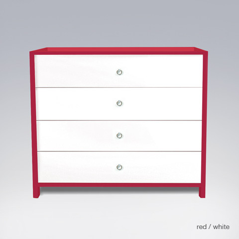 ducduc cabana 4 drawer dresser modern kids dressers