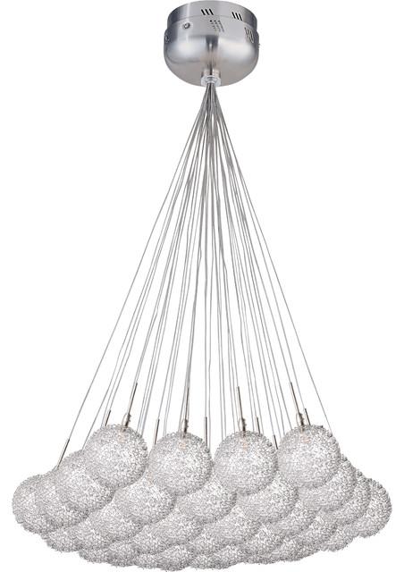 Chandeliers contemporary-pendant-lighting