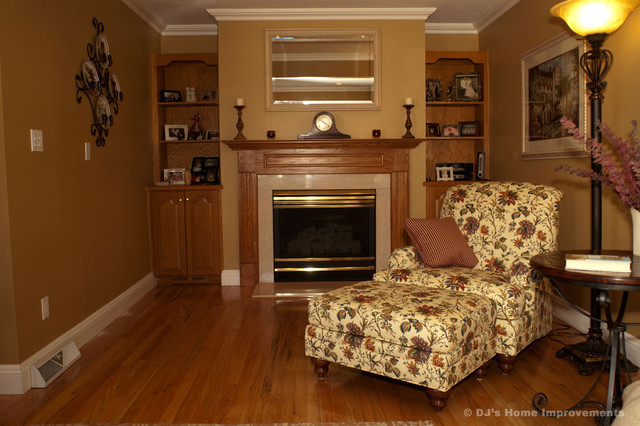 Custom Interior by DJ's Home Improvements living-room-chairs