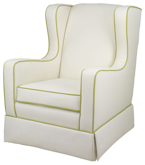 ... - Penelope Glider - Modern - Rocking Chairs And Gliders - by 2Modern