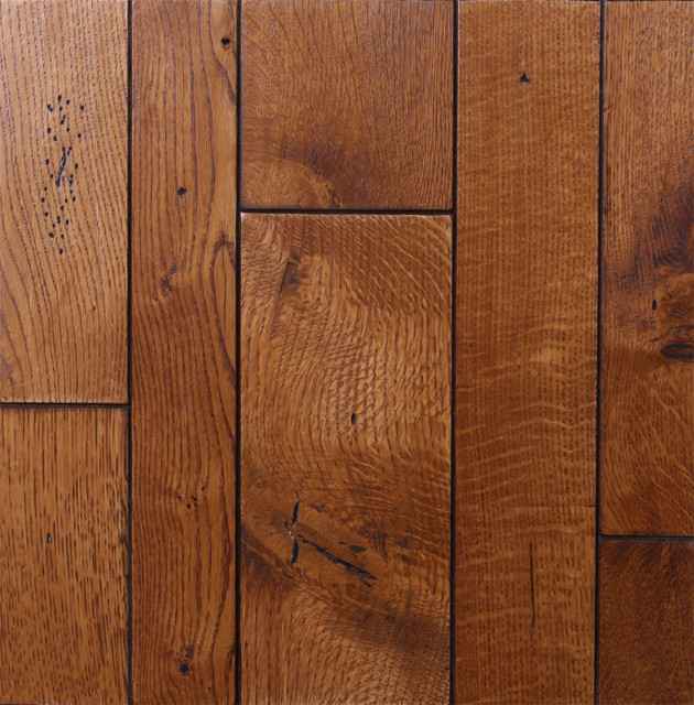 Custom white oak flooring traditional hardwood for Hardwood floor covering