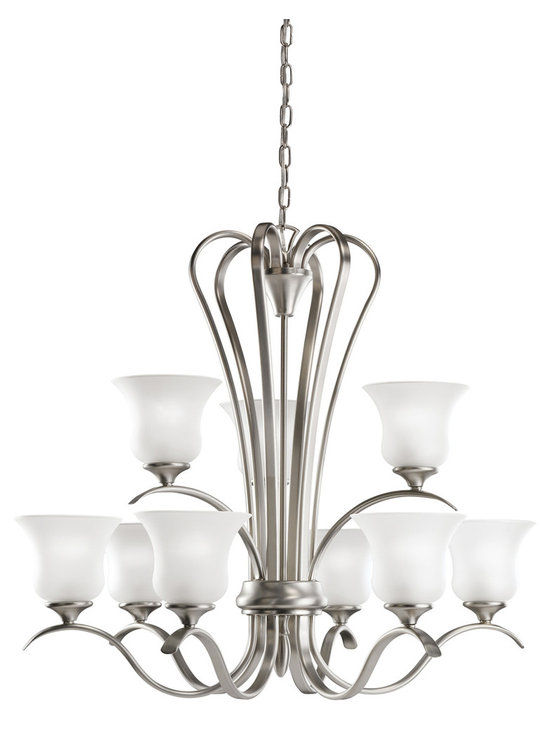 Grandiose Chandeliers - Wedgeport - Chandelier 9Lt