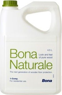 Bona Naturale  wood flooring