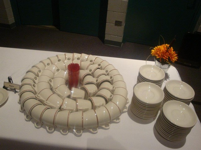 TABLESCAPES AND EVENTS contemporary