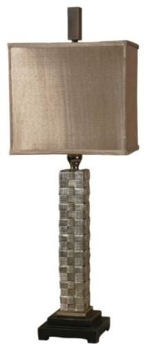 Carrara Thin Table Lamp contemporary-table-lamps