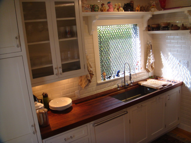 West Hollywood, CA kitchen traditional-kitchen
