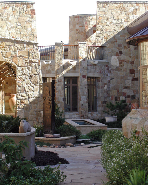 Contemporary Ranch contemporary-patio