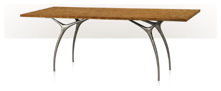 The Flying Buttress I Table eclectic-dining-tables