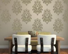 Wall Decals - Tulip Demask contemporary decals