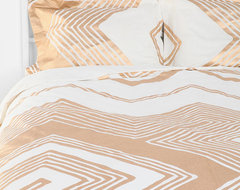 Magical Thinking Geo Empire Duvet Cover eclectic-duvet-covers-and-duvet-sets