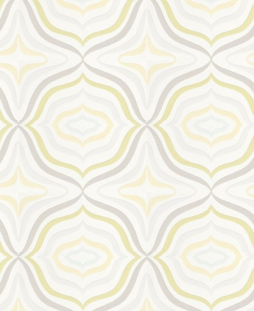 Optical by Cole & Son modern-wallpaper