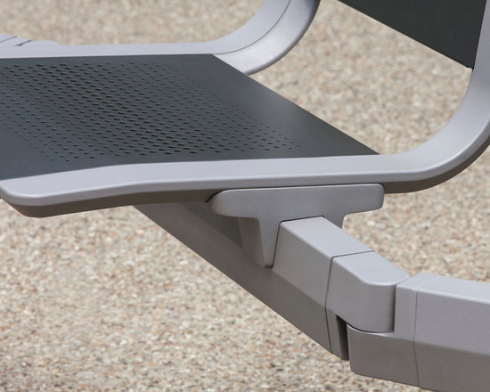 Tangent Rail Seating - Amy Vogel