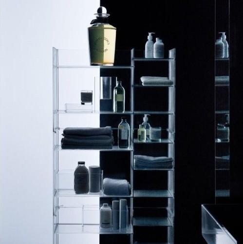 Sound rack shelf by kartell modern home decor other for Decoration kartell