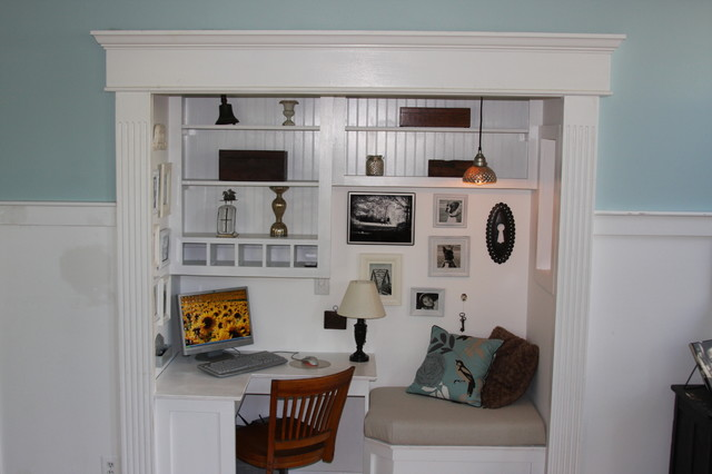 Office Reading Nook Eclectic Other Metro By Whimages