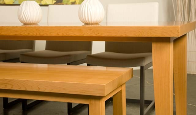 Custom Tables contemporary-benches