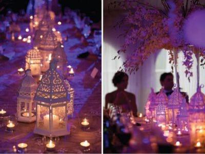Garden Wedding mediterranean