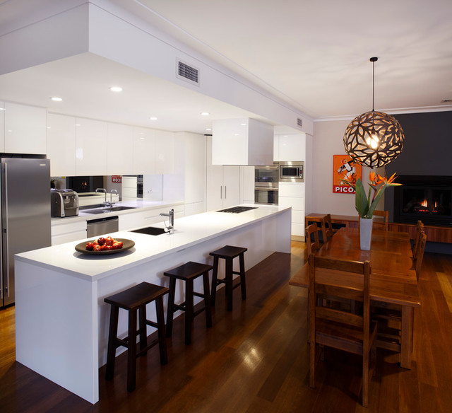 St Ives Modern Kitchen Sydney By Kitchens By Design Australia