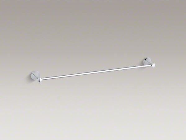 "KOHLER Coralais(R) 30"" towel bar contemporary-towel-bars-and-hooks"