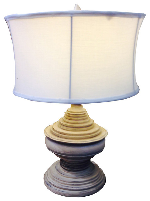 Ceramic lamp beach-style-table-lamps