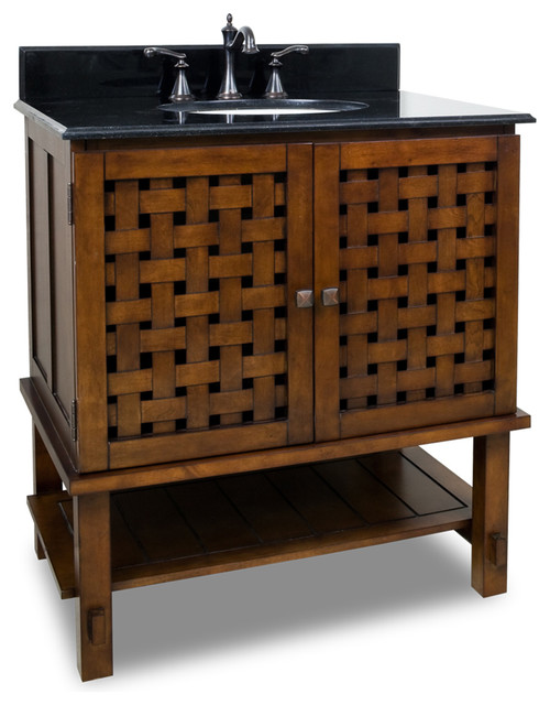 "31.5"" Mission Beach Single Bath Vanity traditional-bathroom-vanities-and-sink-consoles"