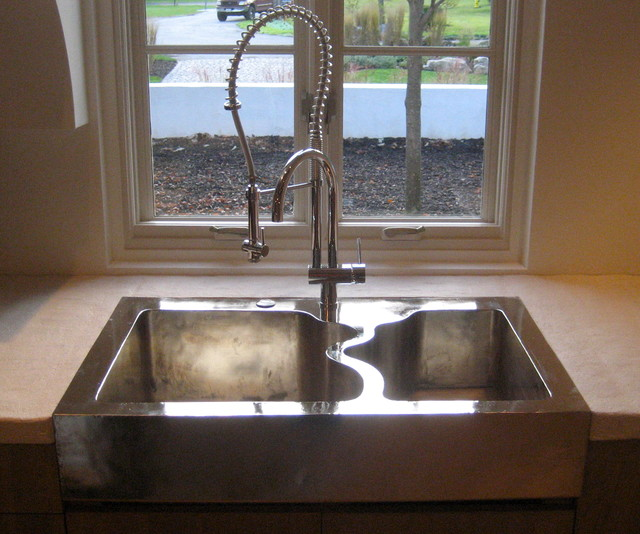 Sink Traditional Kitchen Sinks Chicago By Mark Hickman Homes