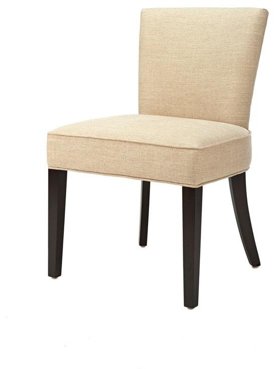 Capri Dining Chair - The Capri Dining Chair