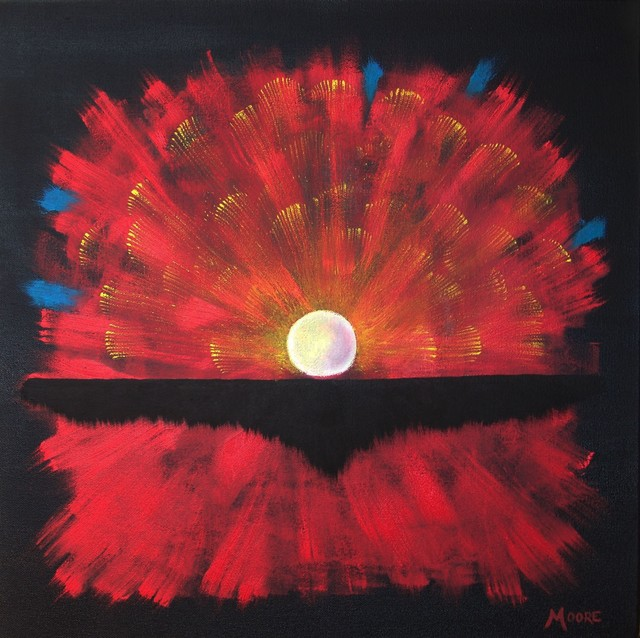 """""""Ascension"""" Artwork contemporary-originals-and-limited-editions"""