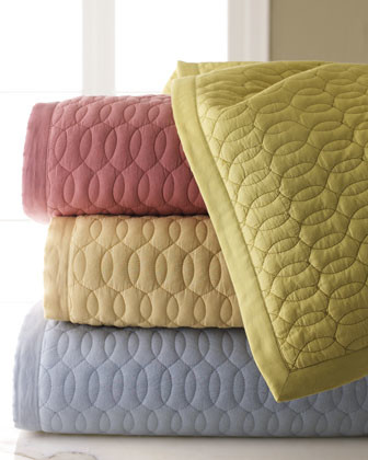 """SFERRA """"Bradley"""" King Quilt Set traditional-quilts"""