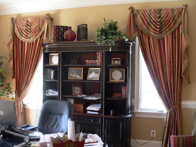 Window Treatments curtains