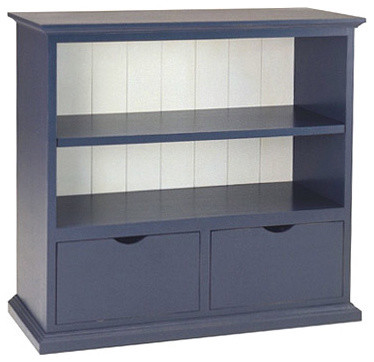 Newport Cottages Books and More Cabinet contemporary toy storage