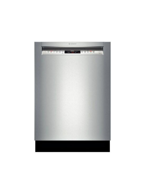 """Bosch 24"""" Recessed Handle 800 Series Dishwasher, Stainless Steel 