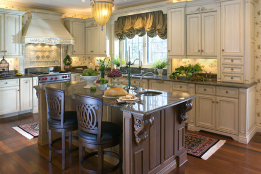 Tradtional Kitchen by EW Kitchens/Extraordinary Works ... - photo#11